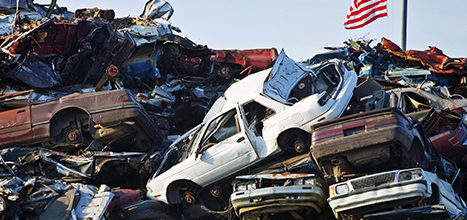 Junk Car Removal  | Glenn's Towing : Pittsburgh, PA